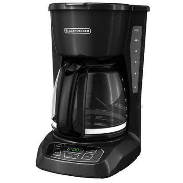 Imagen de Coffee Maker Black & Decker  12 Tz CM1105B