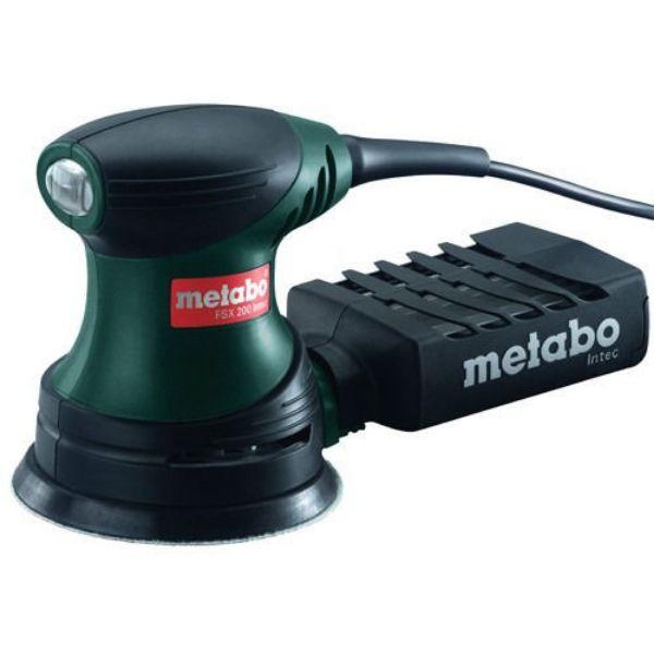 Imagen de Lijadora Excéntrica Metabo FSX 200 INTEC 125MM (5'')