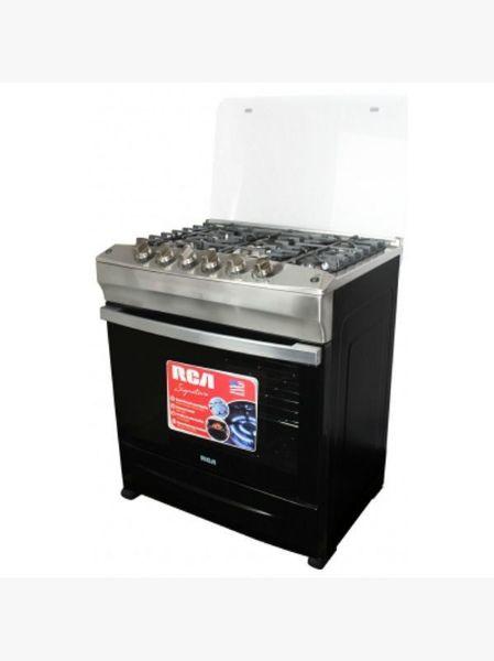 """Imagen de Cocina a Gas RCA De 6 Quemadores 30"""" RCCR7621B (DTM)"""
