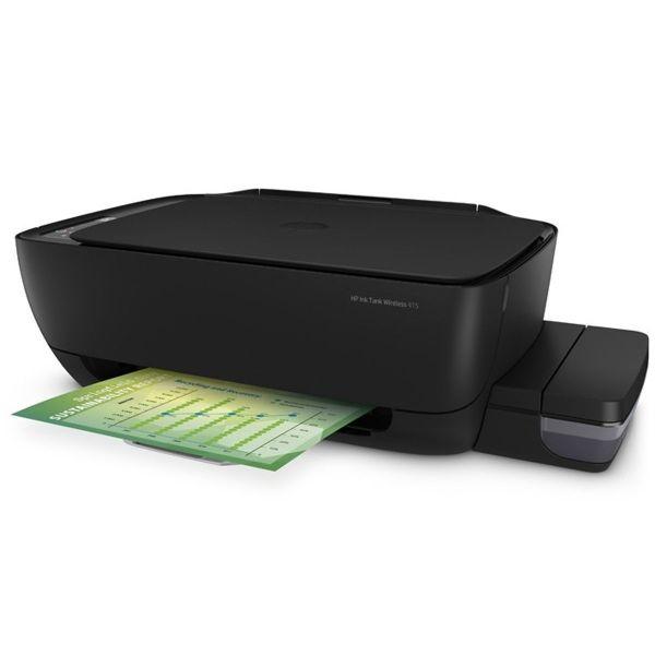 Imagen de Impresora HP Multifuncional Ink Tank 415 Inalámbrica