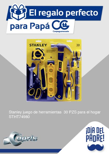 Imagen de Juego de Herramientas STANLEY STHT74980 30 pzs para el hogar