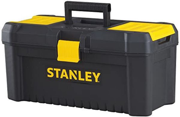 Imagen de Caja plástica p/herramientas STANLEY essential c/bandeja 19 STST19331