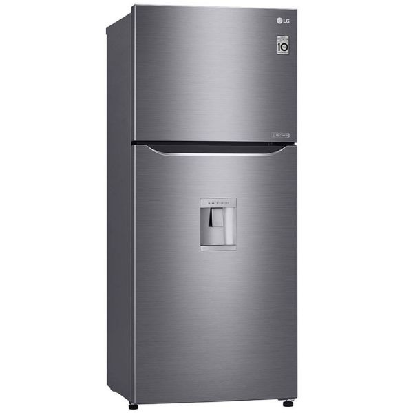 Imagen de Refrigeradora automática LG 425L 15CF GT40WDC silver (164247)
