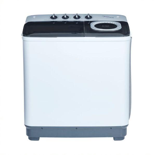 Imagen de Lavadora MIDEA semiautomática 14KG MLTT14M2NUBW + toalla para cocina