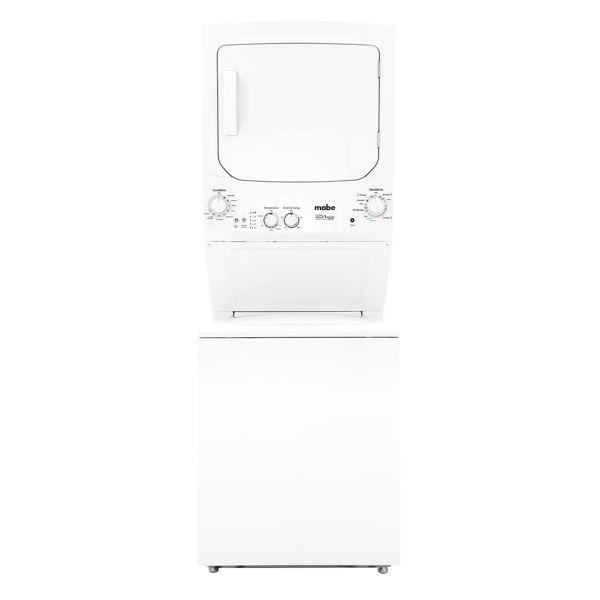 Imagen de Centro lavado MABE 20 kilos blanco MCL2040ESBB0