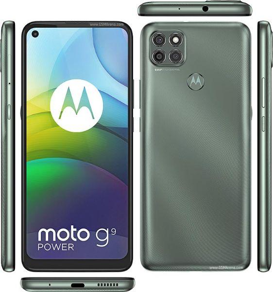 Imagen de Teléfono celular MOTOROLA G9 power XT2091-4 jasper 4+128GB dual sim